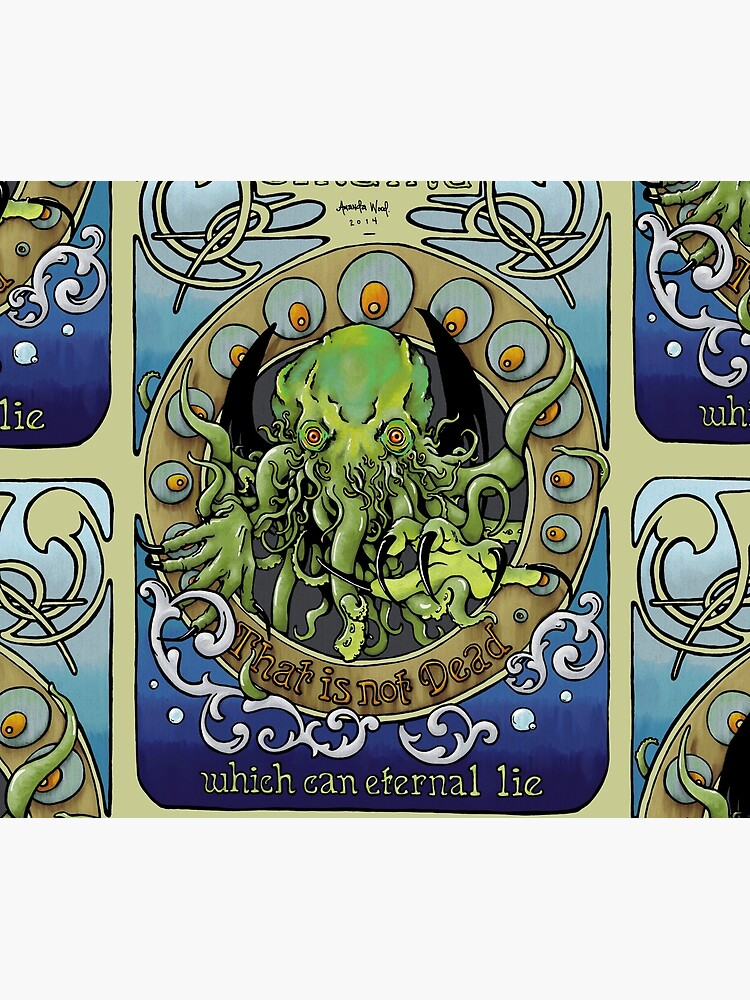 Cthulhu Nouveau by sneercampaign
