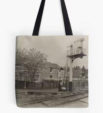 Station Masters House-Levisham,North Yorkshire  Tote Bag