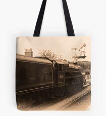 Train # 45212 Tote Bag