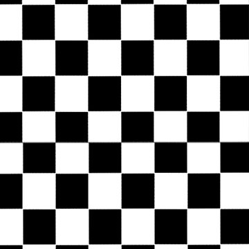 Racing Checkered Flag by SpaceWarDesigns