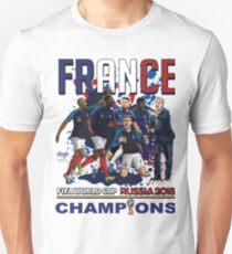 France - World Cup 2018 Champion Unisex T-Shirt