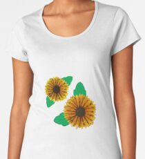 Sunflower Women's Premium T-Shirt