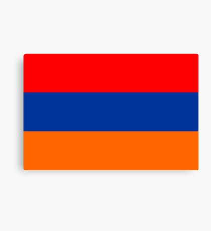 Armenia, national id Canvas Print