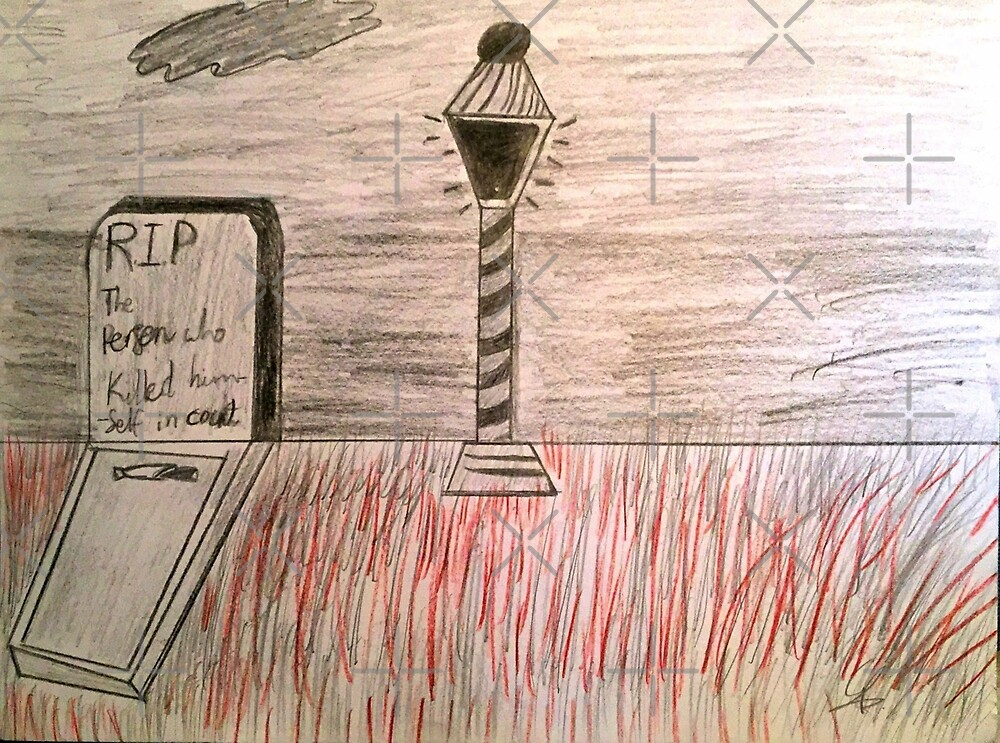 The grave by Georgepeace18
