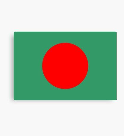 Bangladesh, national id Canvas Print