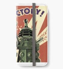 Dalek iPhone Wallet/Case/Skin