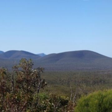 Stirling Range from central lookout pan by BigAndRed