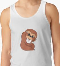 Baby Sloth Tank Top