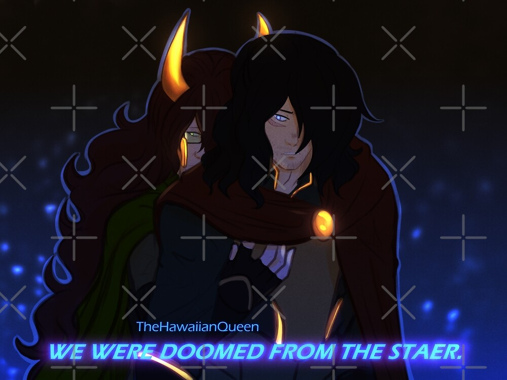 """Queen Lilith x Future Aizawa - MHA """"We were doomed from the start."""" by THQOfficial"""