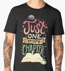 One more chapter Men's Premium T-Shirt