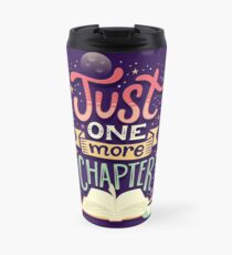 One more chapter Travel Mug