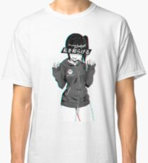 RELIEF (Alternative Version) - Sad Japanese Anime Aesthetic  Classic T-Shirt