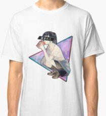 Camiseta clásica ROBADO - Triste japonés estético