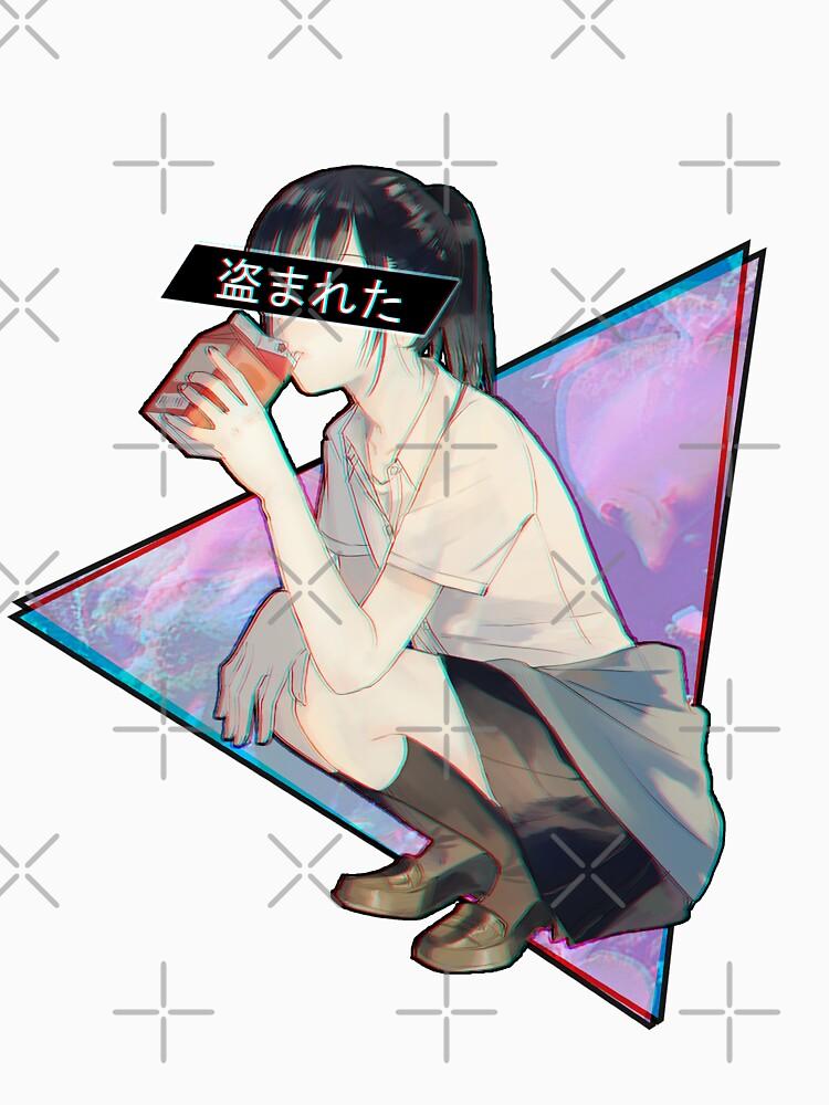 STOLEN - Traurige japanische Ästhetik von PoserBoy