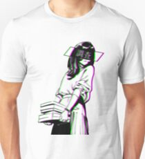 STUDY - Sad Japanese Aesthetic Unisex T-Shirt