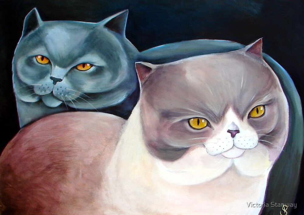 Fat Friends by Victoria Stanway
