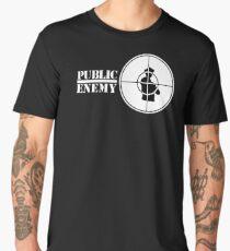 public enemy logo Men's Premium T-Shirt