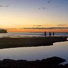 Sorrento Dawn by Harry Oldmeadow