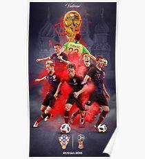 Kroatien Poster