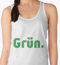 Green. Limited Edition Women's Tank Top