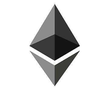 Ethereum - Minimalist by HODLApparels