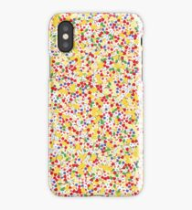 Healthy pattern iPhone Case