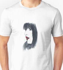 Silent Gaze Unisex T-Shirt