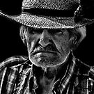 Old Hand by Stephen  Van Tuyl