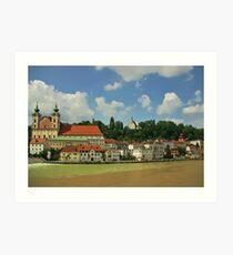 Steyr Art Print