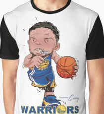 Stephen Curry - Golden State Warriors Graphic T-Shirt