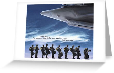 A Prayer for Soldiers by Douglas Rickard