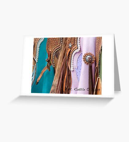 Chaps Greeting Card
