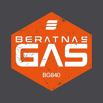 Beratnas Gas - Inspired by The Expanse by WonkyRobot