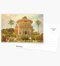 Summer of 1934 in Monserrate (Sintra - Portugal) Postcards