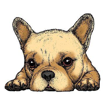 Pug Puppy by MrSmithMachine