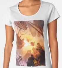 'Miscreants' Premium Scoop T-Shirt