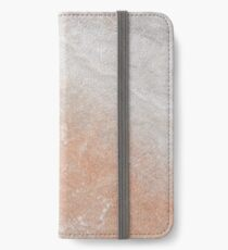 Salt iPhone Wallet/Case/Skin