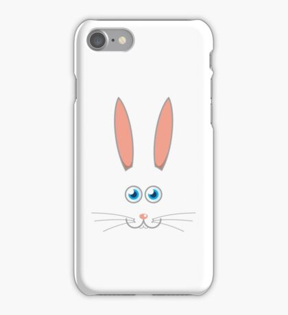 Rabbit iPhone case iPhone Case/Skin