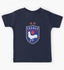 France Football Kids Tee