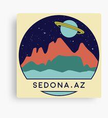Sedona Arizona Nature Space Canvas Print