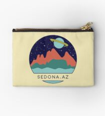 Sedona Arizona Nature Space Studio Pouch