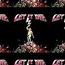 Let it Die game loading screen color by dubukat
