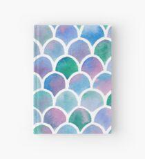 Mermaid Tail Hardcover Journal