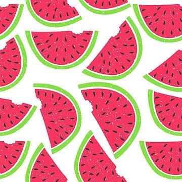 Watermelon print by fashprints