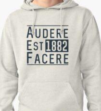 Audere Est Facere Pullover Hoodie