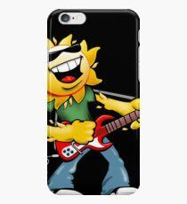Guitar Jammin' Sun Cartoon iPhone 6 Case