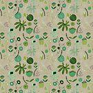 Emerald Forest beige #homedecor  by susycosta