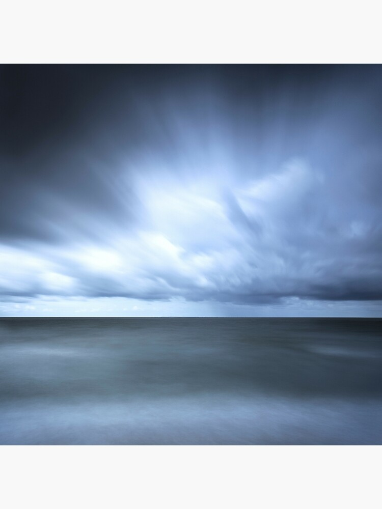«Cloudy Day on the Beach» par patricemestari