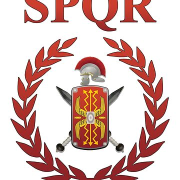 SPQR Roman Legionary Armaments by WarlordApparel