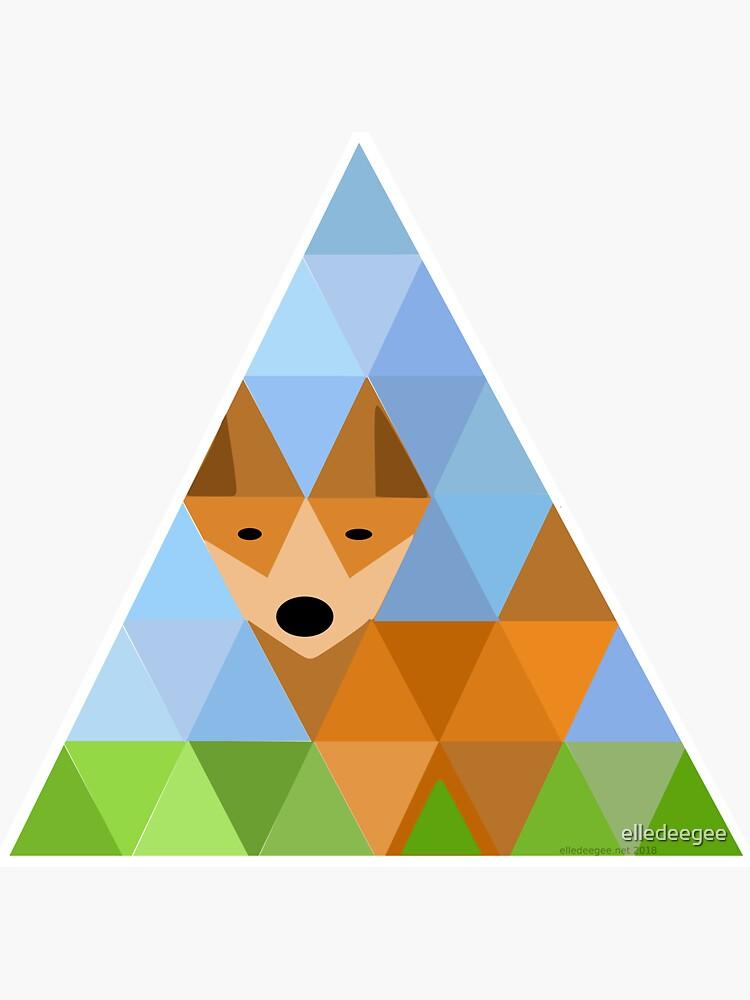 Geo Fox by elledeegee